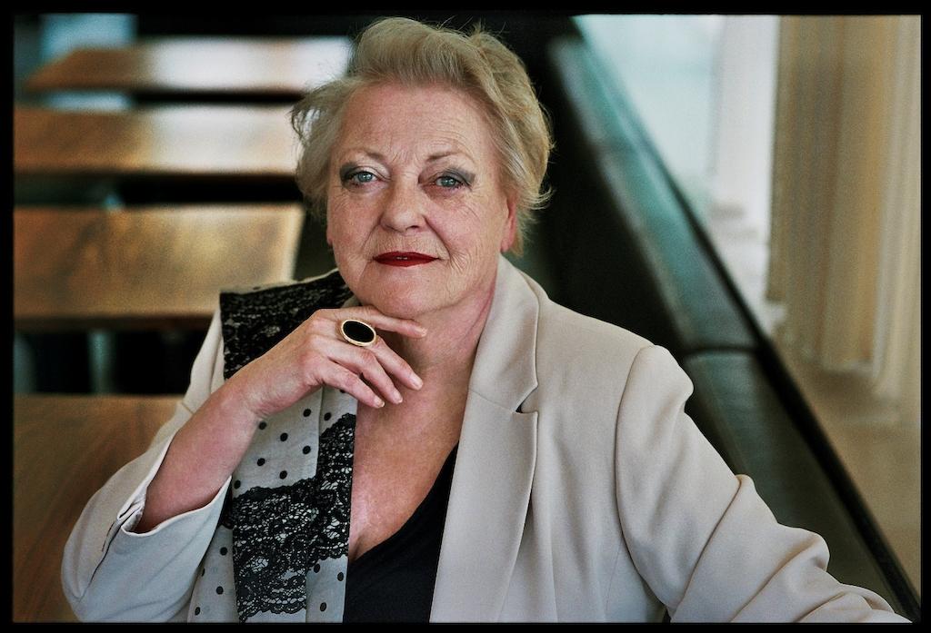 Viviane De Muynck (moeder van T.) in schijnwerpers