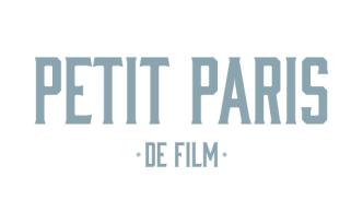 Logo Petit Paris - film die opgenomen wordt in Zeeuws-Vlaanderen