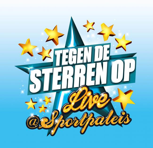 Tegen de Sterren Op live: 7 en 8 mei in Sportpaleis