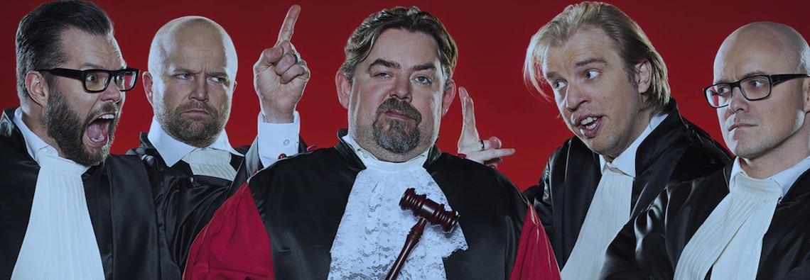 Jeron Dewulf: rechter in Advocaat van de Duivel