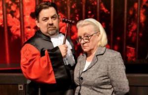 Jeron Dewulf en Griffier Jenny