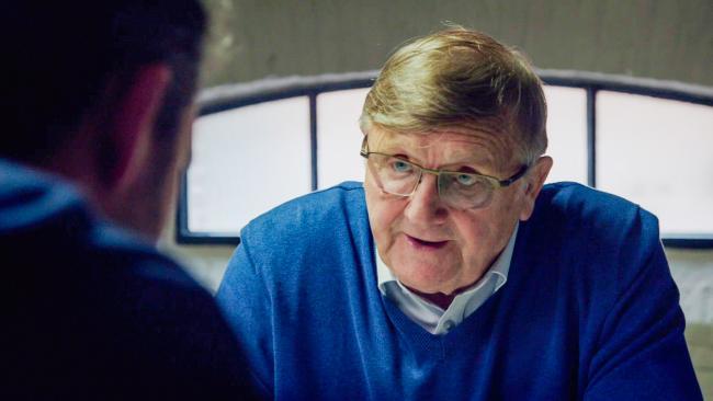 Jaak Van Assche speelt Alfons Coppens in Familie