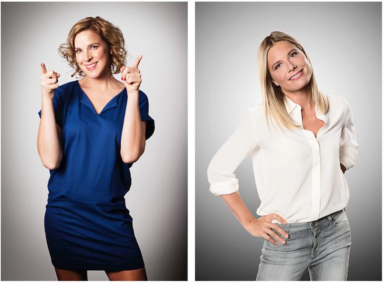 Gina & Chantal: Nieuwe reeks heeft een topcast