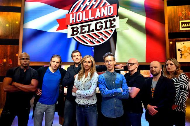 holland - belgie