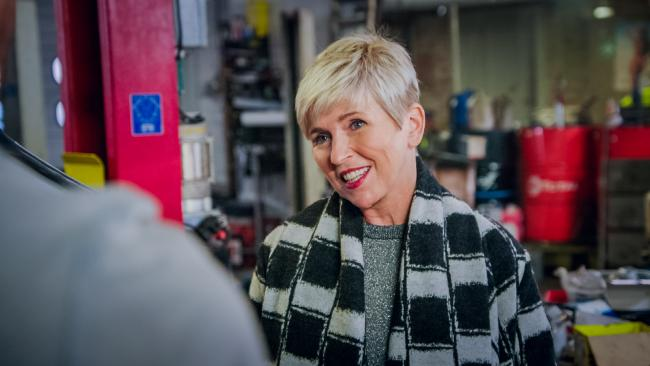 Andrea Croonenberghs na Flikken terug op tv met gastrol in Familie