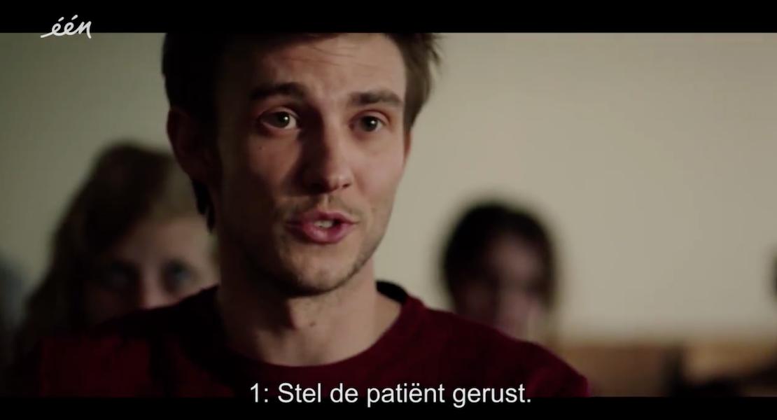 Gevoel voor tumor met Maarten Nulens dit voorjaar op Eén
