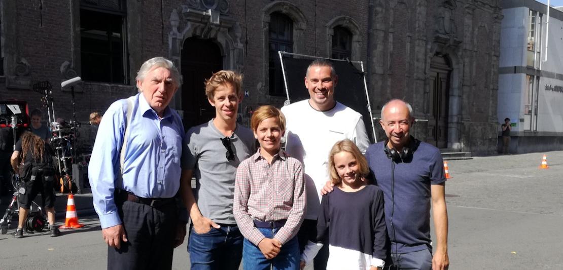 Niet Schieten; film over verhaal van David Van de Steen