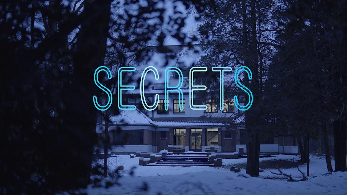 Secrets met Elise Roels; nieuwe frictiereeks op Eén