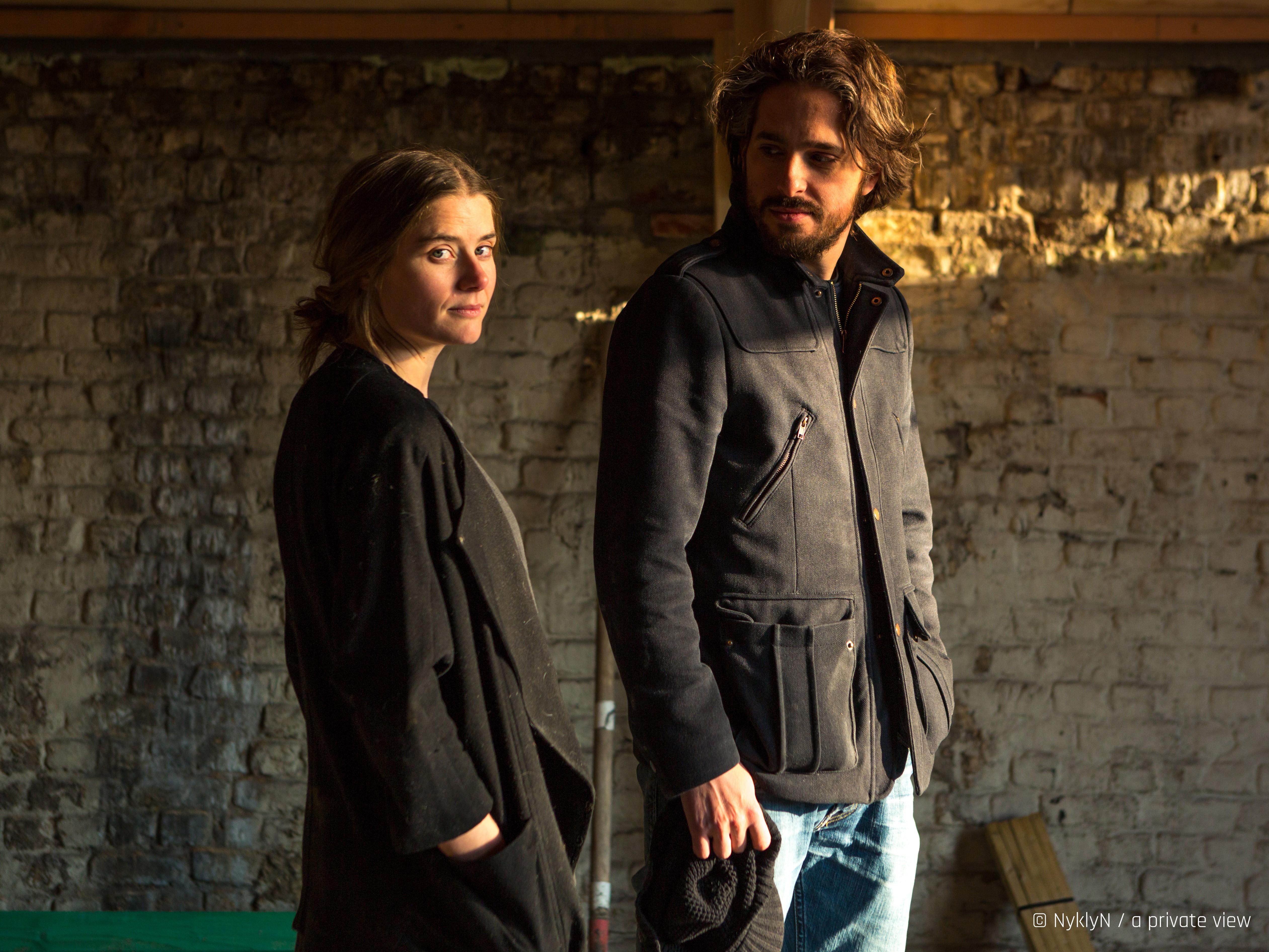 Jelle De Beule en Kim Snauwaert spelen hoofdrol in speelfilmdebuut Anke Blondé