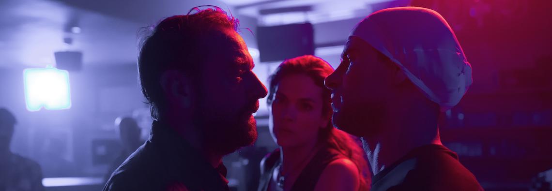 Anna Drijver en Tom Waes in Undercover - genomineerd voor Canneseries