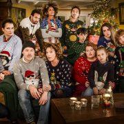 Eva van der Gucht zal te zien zijn in de kerstserie ' Kerst Met De Kuijpers' van Videoland