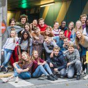 Michiel De Meyer speelt hoofdrol in ketnetmusical Troep met jonge talenten
