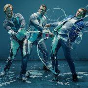 David Cantens maakt muziek voor toneelstuk Art met Waldemar Torenstra, Thijs Römer en Frederik Brom