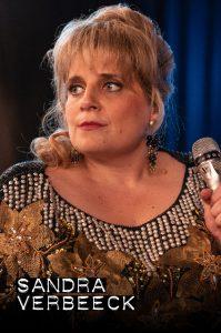 Ruth Beeckmans als Sandra Verbeeck Studio Tarara VTM