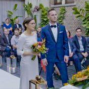 Blind Getrouwd aflevering 2: het huwelijk van Annelies en Joris